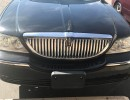 2008, Lincoln Town Car L, Sedan Stretch Limo, Executive Coach Builders