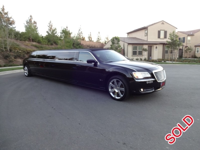 Used 2013 Chrysler 300 Sedan Stretch Limo Specialty Conversions - Irvine, California - $41,250