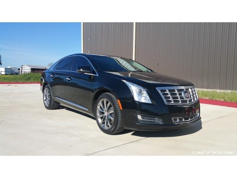 Used 2013 Cadillac Xts Sedan Limo Cypress Texas 11 900 Limo For Sale