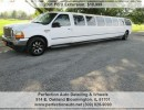 2001, Ford Excursion XLT, SUV Stretch Limo, Ultra