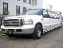 2005, Ford Excursion, SUV Stretch Limo, Craftsmen