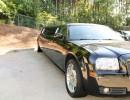 2006, Chrysler 300, Sedan Stretch Limo, Executive Coach Builders
