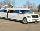 Used 2011 Infiniti QX56 SUV Stretch Limo Top Limo NY - BROOKLYN, New York    - $49,995