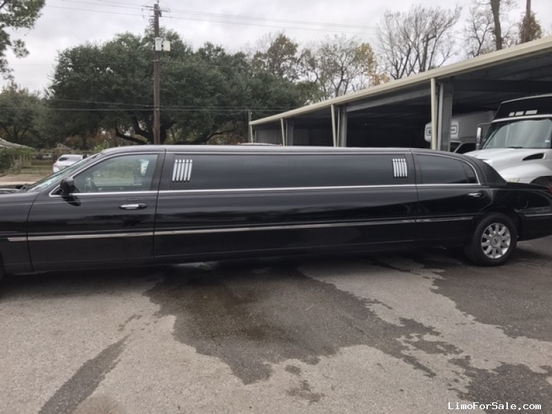 Used 2005 Lincoln Town Car L Sedan Stretch Limo Krystal - Houston, Texas - $7,900