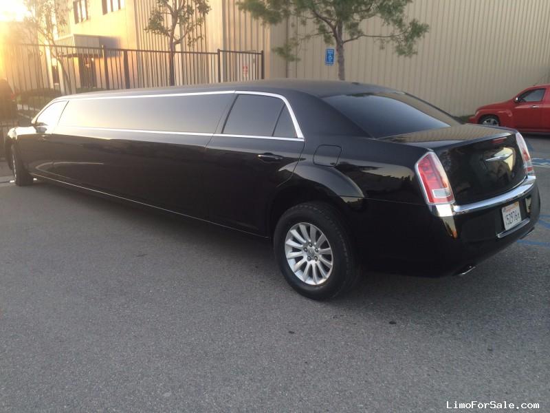 Used 2014 Chrysler 300 Sedan Stretch Limo  - westminster, Colorado - $45,000