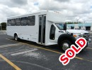 Used 2012 Ford F-550 Mini Bus Shuttle / Tour Glaval Bus - San Antonio, Texas - $42,000