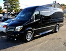 2016, Mercedes-Benz Sprinter, Van Limo, Midwest Automotive Designs