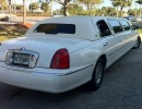 2001, Lincoln Town Car L, Sedan Stretch Limo, Tiffany Coachworks