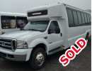 2005, Ford F-550, Mini Bus Limo, Krystal