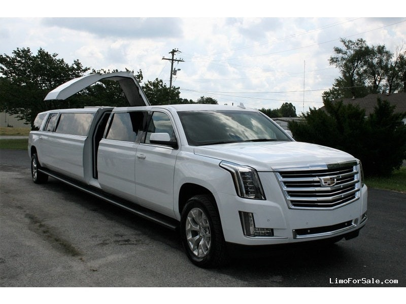 Limousine For Sale >> New 2018 Cadillac Escalade Suv Stretch Limo Specialty Conversions Missouri 148 900