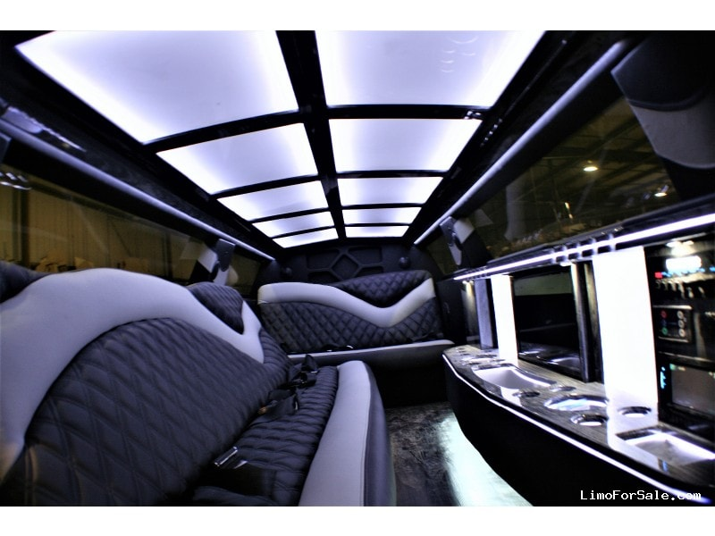 New 2018 Chrysler 300 Sedan Stretch Limo Specialty Conversions, Missouri - $78,900