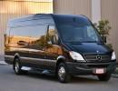 2013, Mercedes-Benz Sprinter, Van Shuttle / Tour, Battisti Customs