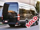 Used 2013 Mercedes-Benz Sprinter Van Shuttle / Tour Battisti Customs - Fontana, California - $49,995