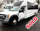 New 2017 Ford F-550 Mini Bus Limo Grech Motors - Oaklyn, New Jersey    - $137,490