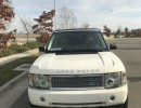 2003, Land Rover Range Rover, SUV Stretch Limo
