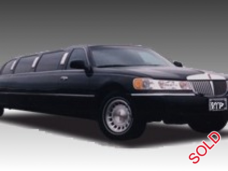 Used 2007 Lincoln Town Car Sedan Stretch Limo Executive Coach Builders - Norman, Oklahoma - $16,500