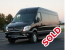 2014, Mercedes-Benz Sprinter, Van Limo, First Class Coachworks