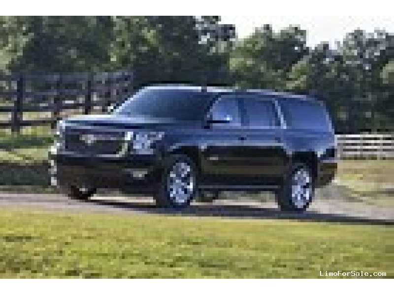 Used 2015 Chevrolet Suburban SUV Limo  - norman, Oklahoma - $37,250