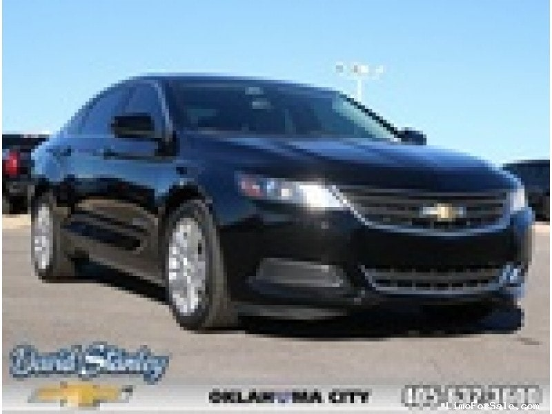 Used 2015 Chevrolet Bel-Air Sedan Limo  - Norman, Oklahoma - $12,500