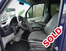 Used 2007 Mercedes-Benz Sprinter Van Shuttle / Tour ABC Companies - Houston, Texas - $17,500