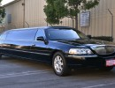 2011, Lincoln Town Car, Sedan Stretch Limo, Tiffany Coachworks