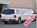 Used 2003 Ford Excursion SUV Stretch Limo Krystal - Fontana, California - $15,995