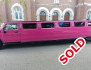 2004, Hummer H2, SUV Stretch Limo