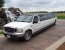 2002, Ford Excursion XLT, SUV Stretch Limo, Ultra
