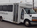 2010, Chevrolet C4500, Mini Bus Shuttle / Tour, Glaval Bus