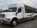 2002, International 3400, Mini Bus Limo, Krystal