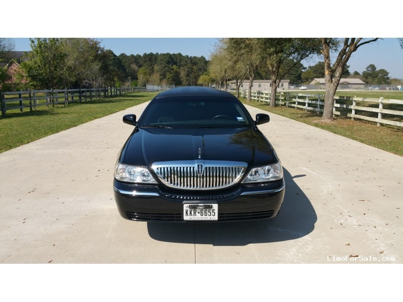 Used 2011 Lincoln Town Car L Sedan Stretch Limo Executive Coach