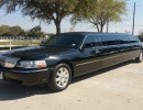 2011, Lincoln Town Car L, Sedan Stretch Limo, Executive Coach Builders