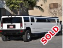 Used 2006 Hummer H2 SUV Stretch Limo Krystal - Fontana, California - $36,995