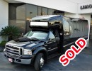 2007, Ford F-550, Mini Bus Limo, Krystal