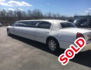 2004, Lincoln Town Car, Sedan Stretch Limo, Krystal
