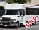 2014, International 3200, Mini Bus Limo, Starcraft Bus