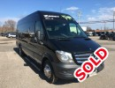 2015, Mercedes-Benz Sprinter, Mini Bus Shuttle / Tour, Westwind