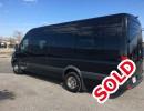 Used 2015 Mercedes-Benz Sprinter Mini Bus Shuttle / Tour Westwind - Glen Burnie, Maryland - $65,000
