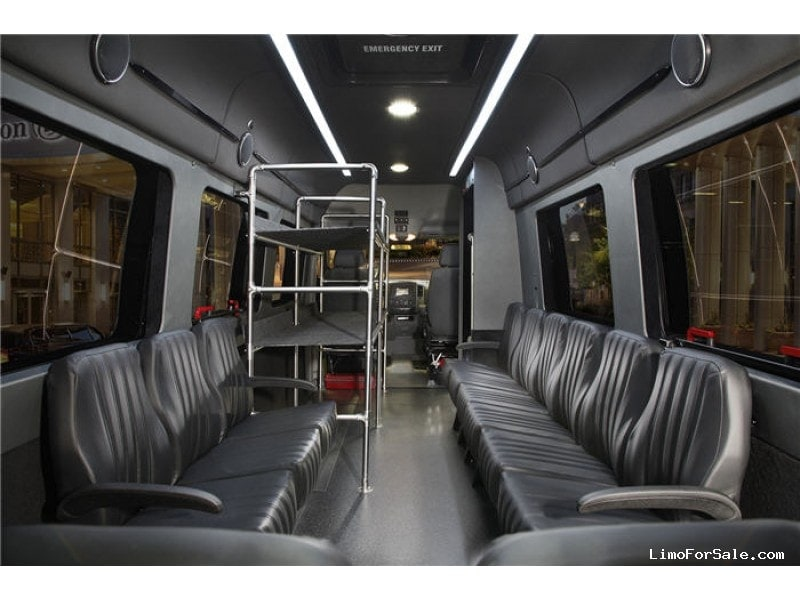 New 2017 Mercedes-Benz Sprinter Mini Bus Shuttle / Tour Royale - Haverhill, Massachusetts - $89,000
