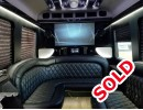 Used 2015 Mercedes-Benz Sprinter Van Limo First Class Customs - ELKHART, Indiana    - $66,900