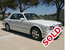 2002, Bentley Arnage, Sedan Limo