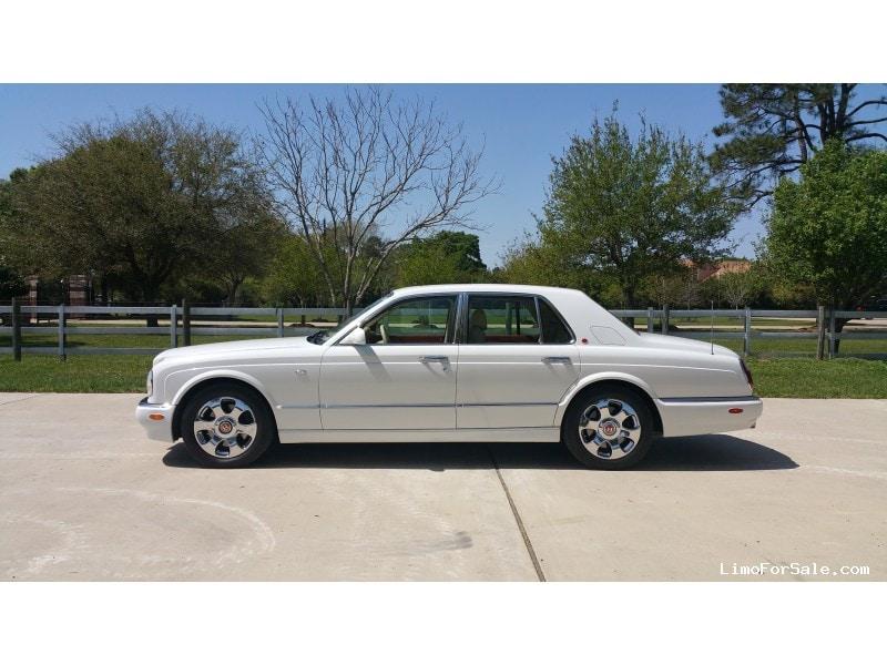 Used 2002 Bentley Arnage Sedan Limo Cypress Texas 25000
