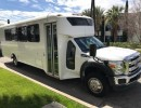 2014, Ford F-550, Mini Bus Shuttle / Tour, Glaval Bus