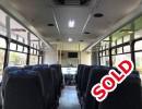 Used 2014 Ford F-550 Mini Bus Shuttle / Tour Glaval Bus - Riverside, California - $35,900