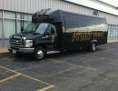 2015, Ford E-450, Mini Bus Shuttle / Tour, Elkhart Coach