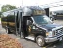 Used 2015 Ford E-450 Mini Bus Limo Elkhart Coach - POLAND, Ohio - $51,000