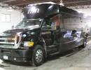 Used 2014 Ford F-650 Mini Bus Limo Tiffany Coachworks - Des Plaines, Illinois - $109,800
