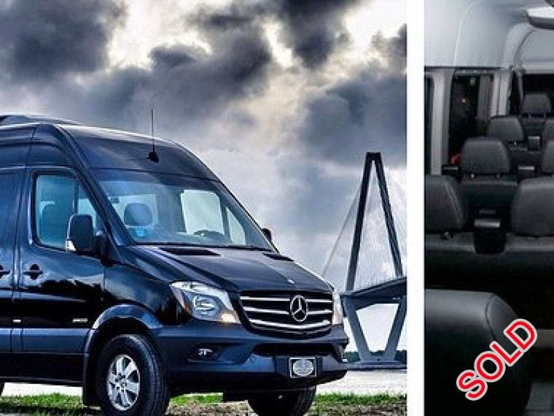 Used 2016 Mercedes-Benz Sprinter Van Shuttle / Tour  - Isle of Palms, South Carolina    - $44,995