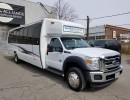 Used 2012 Ford F-550 Mini Bus Shuttle / Tour Krystal - Toronto, Ontario - $62,900