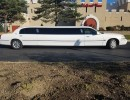 2010, Lincoln Towncar, Sedan Stretch Limo, Royal Coach Builders